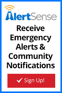 Emergency Community Notification Public Sign-Up Page