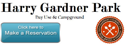 Harry Gardner Park Reservations Opens in new window