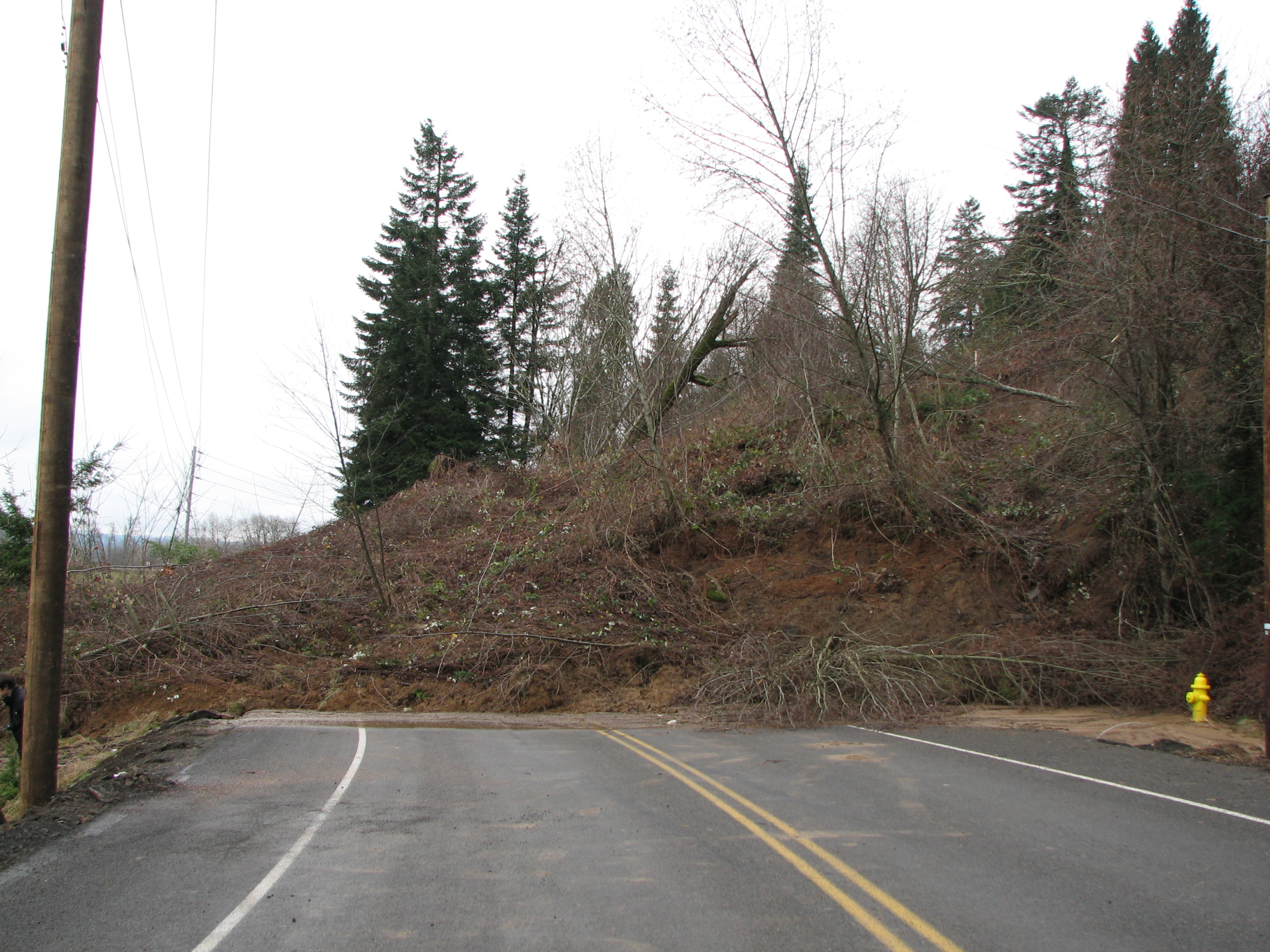 Pacific Way Landslide