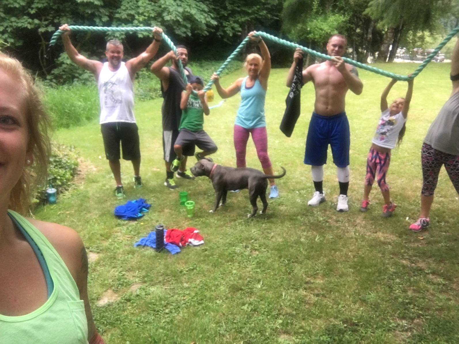 Tiffany Ostreim_Family Bootcamp