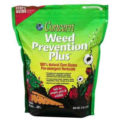 Weed Prevention
