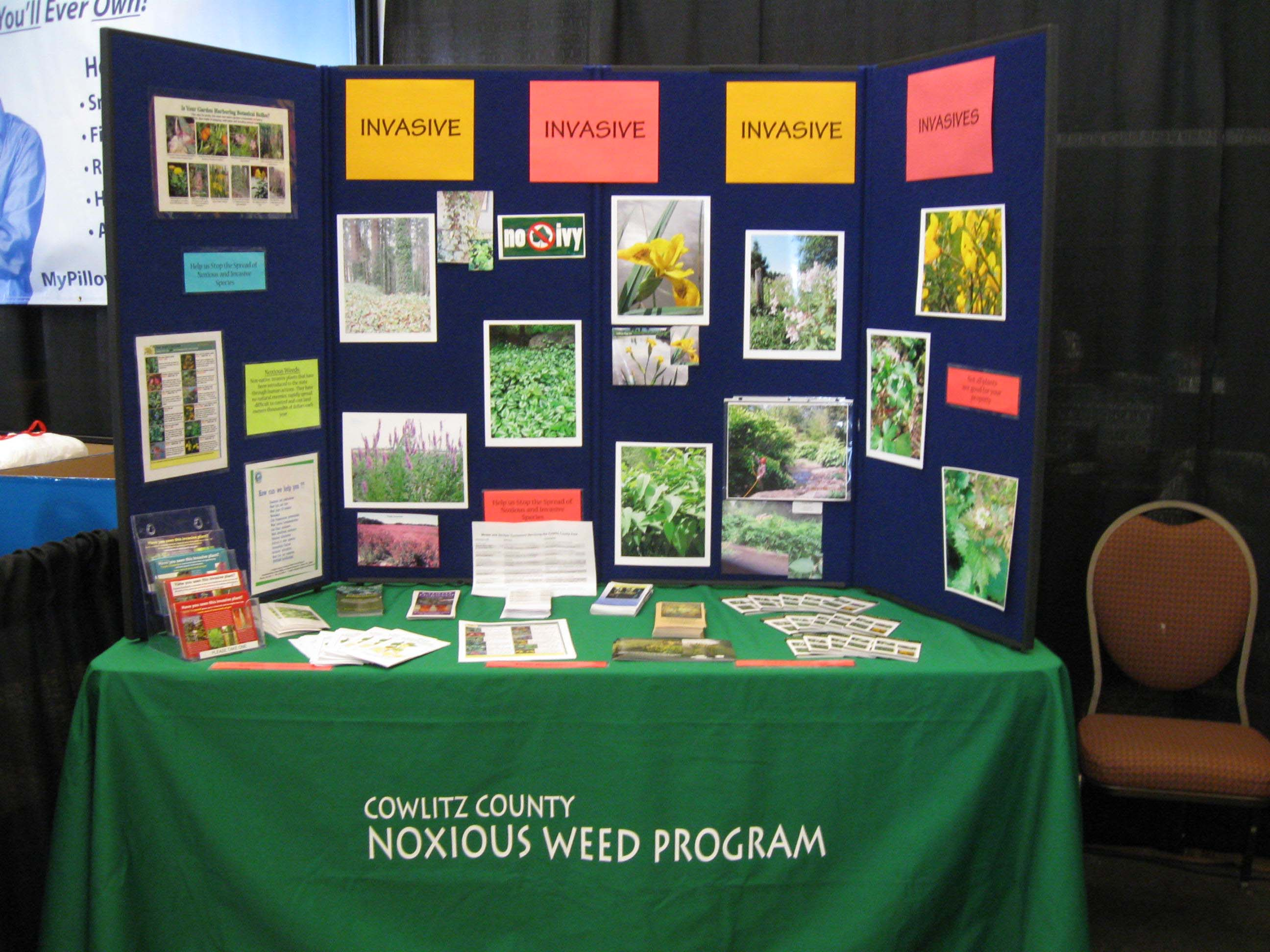 Noxious Weed Display